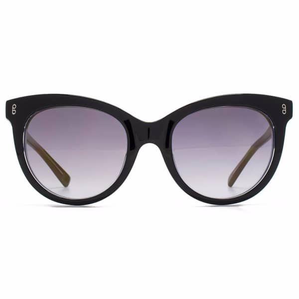Wander Black | Hook LDN | Wolf & Badger  /  Women / Accessories / Sunglasses