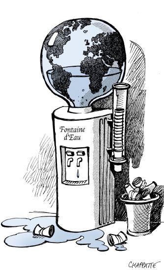 Séance 1 - Ecrire une analyse de dessin de presse - Mumbaikar in French