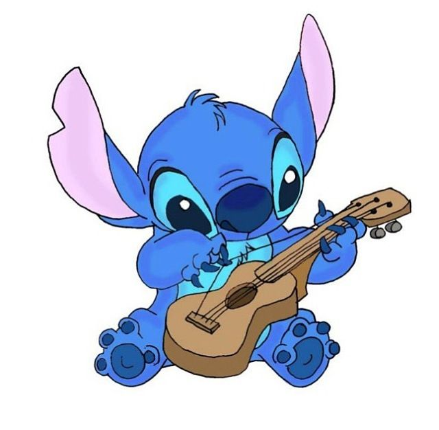 Stitch my fave disney character