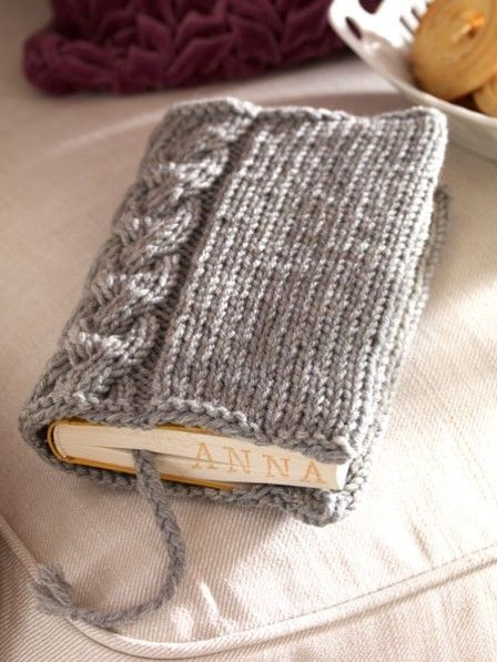 Knitting Book Cover: It's that easy