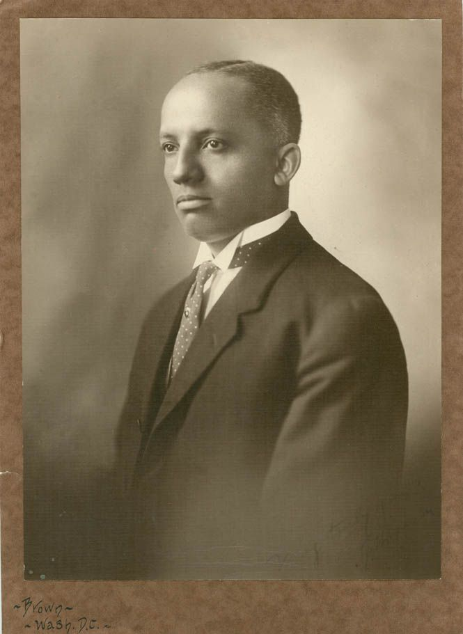 Dr Carter G. Woodson was an African-American historian, author, journalist & founder of the Assoc. of the Study of African American Life & History. He was one of the 1st scholars to study African American history. A founder of Journal of Negro History (now The Journal of African-American History), Dr. Woodson is called the FATHER OF BLACK HISTORY.
