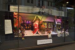 Rudolph the Red Nose Reindeer (Silver Spot) Tags: christmas sydney australia nsw davidjones christmaswindows file:name=200512dsc1804
