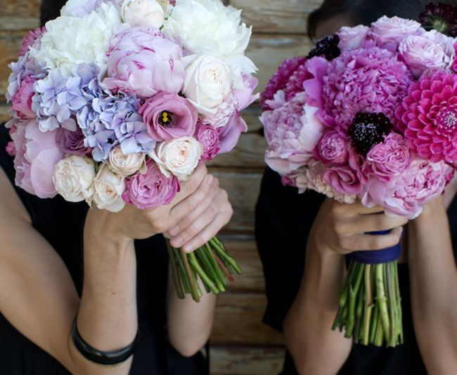 great bouquets!