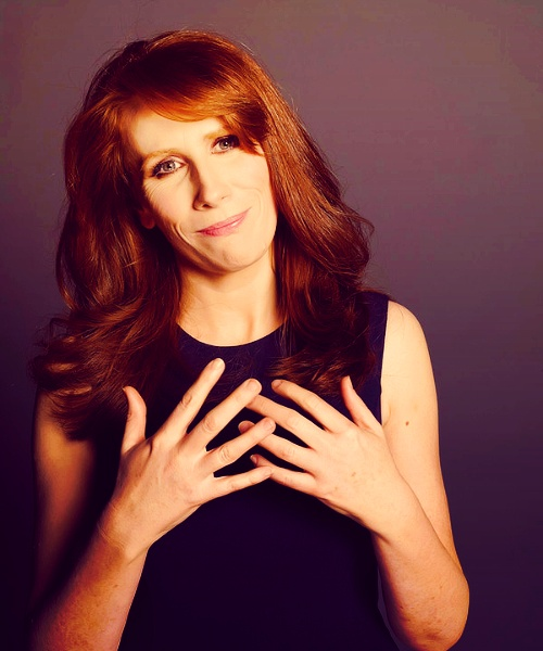 Day 15 - Favorite actress: Another hard decision, REALLY hard decision but I ended up going with Catherine Tate. I've suddenly gone blank on her name, but the women who plays River Song would also probably be one of my favorite actresses. I can't remember her name, it's bugging me now!!!!