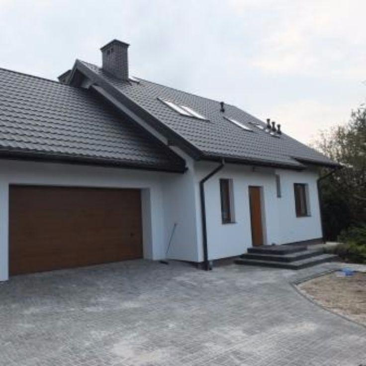 🏡 na podstawie projektu #mgprojekt Zobacz inne realizacje domów z @MGProjekt na http://www.mgprojekt.com.pl/?utm_content=buffera9c89&utm_medium=social&utm_source=pinterest.com&utm_campaign=buffer 👇