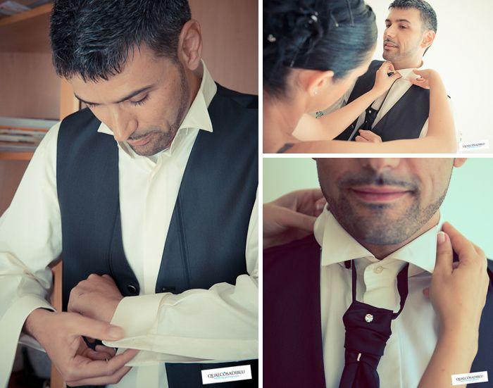 Guarda le bellissime foto di Alessio e Novella, gli sposi più romantici che ci siano :) Foto scatattate da Qualcosa di Blu fotografi di matrimonio! #fotografomatrimonio #wedding #sposi