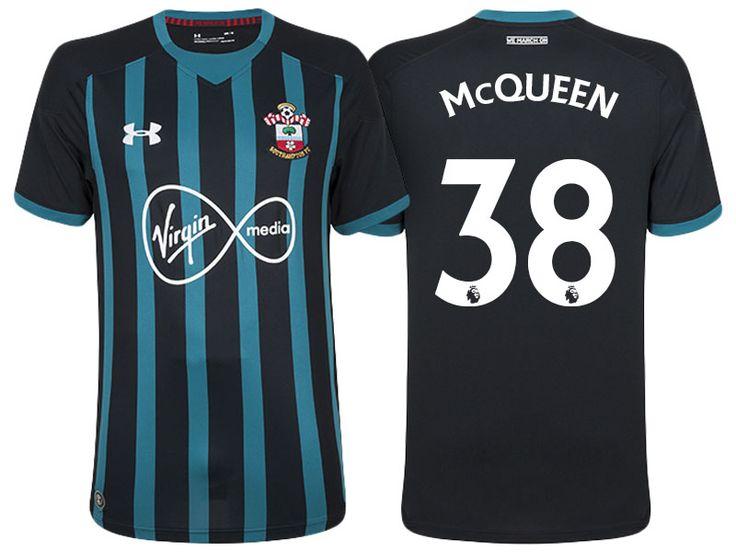 Southampton Jersey sam mcqueen 17-18 Away Shirt