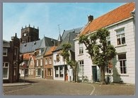 Brandestraat in Geertruidenberg (collectie Regionaal Archief Tilburg)