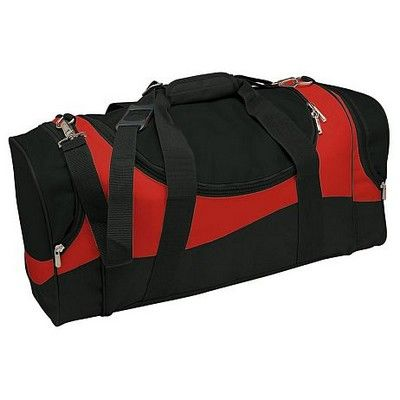 Sunset Promotional Sports Bag Min 25 - Bags - Sports Bags & Duffels - EL-B1601 - Best Value Promotional items including Promotional Merchandise, Printed T shirts, Promotional Mugs, Promotional Clothing and Corporate Gifts from PROMOSXCHAGE - Melbourne, Sydney, Brisbane - Call 1800 PROMOS (776 667)