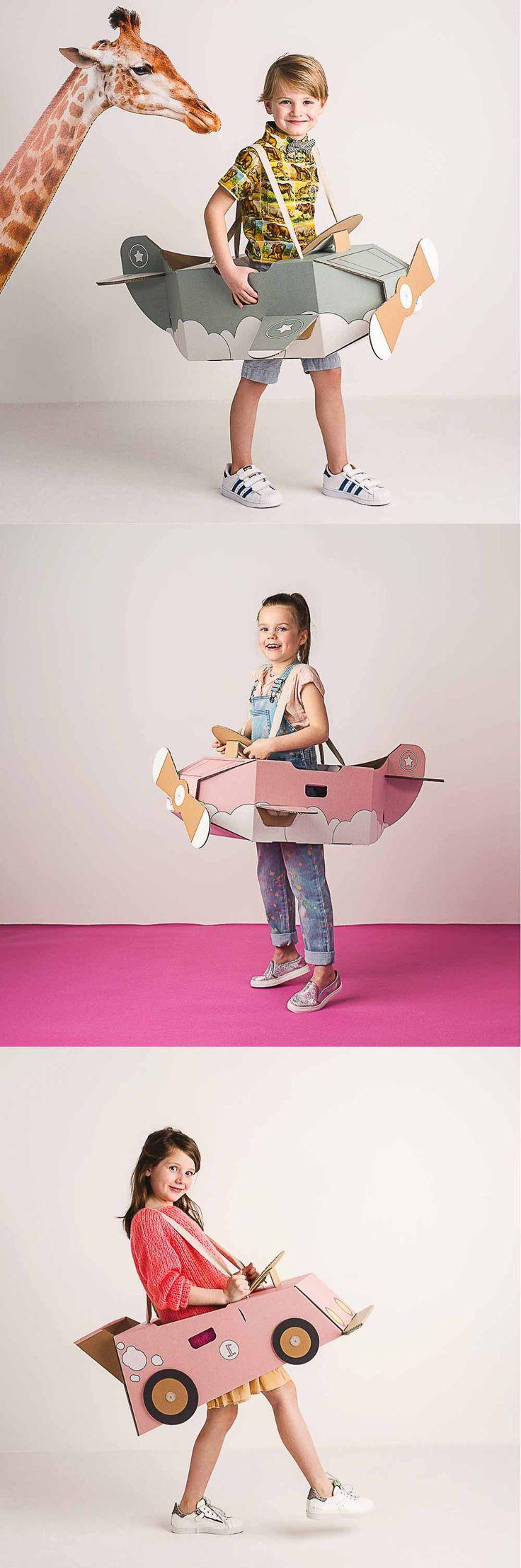 avión de cartón #aviondecarton #juguetes #juguetedecarton #avion #cartón #disfrazniño #disfraz #disfraavion