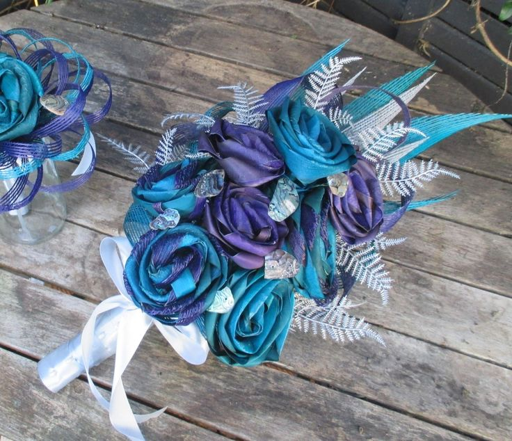 Bridal Bouquets - Fabulous Flax Bouquets and Arrangements for Weddings and Special Occasions