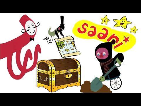 Treasure Hunt - Saari - Musical Cartoons For Kids  #fun #games #kids #treasure #treasurehunt #maps #cartoons