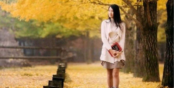 Autumn, the lonely season