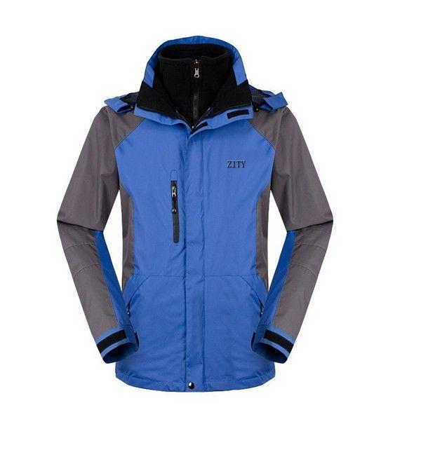 zity mens 3in1 ski jacket