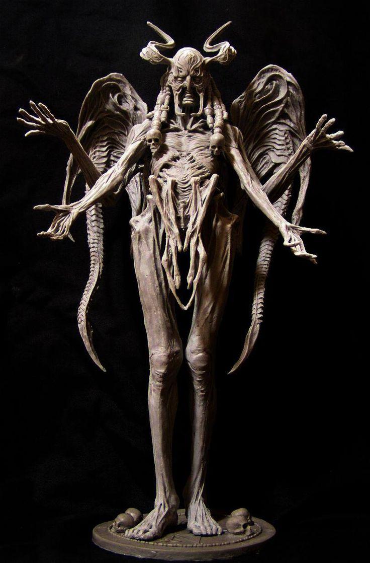 Astaroth Sculptor: Keisuke Yoneyama