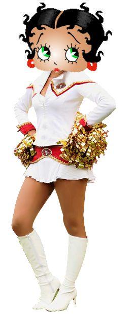 Betty Boop 49ers-Gold-Rush-Cheerleader photo BettyBoop49ers-Gold-Rush-Cheerleade.png