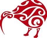 Kiwi Bird Tattoo Design Decal 1044