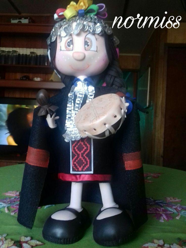 Fofucha mapuche