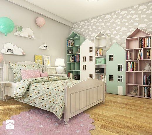 Aranżacje wnętrz - Pokój dziecka: Dom w Opolu - Duży pokój dziecka dla dziewczynki dla malucha, styl skandynawski - WERDHOME. Przeglądaj, dodawaj i zapisuj najlepsze zdjęcia, pomysły i inspiracje designerskie. W bazie mamy już prawie milion fotografii!