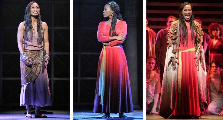 Aida (Elton John and Tim Rice's)   Music Theatre Wichita Broadway Rentals