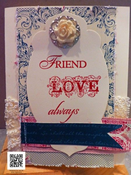 December Stamp of the Month Blog Tour – Affection Collection Four to GO & Bottle Cap Tutorial | RemARKable Creations