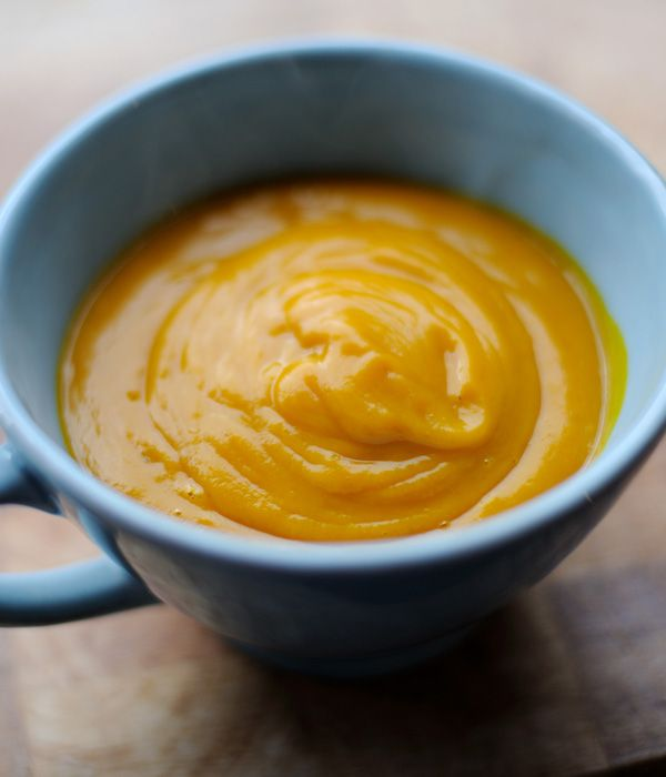 This simple pumpkin soup recipe from The Hambrough chef Robert Thompson will go a long way to banishing any winter blues.