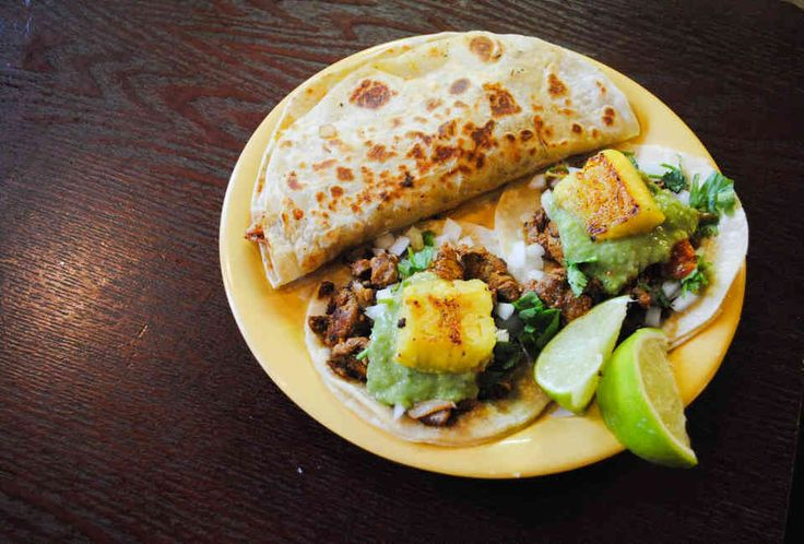 Tacos Chukis : Seattle's Best Taqueria
