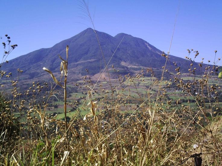 Camino a San Esteban Catarina