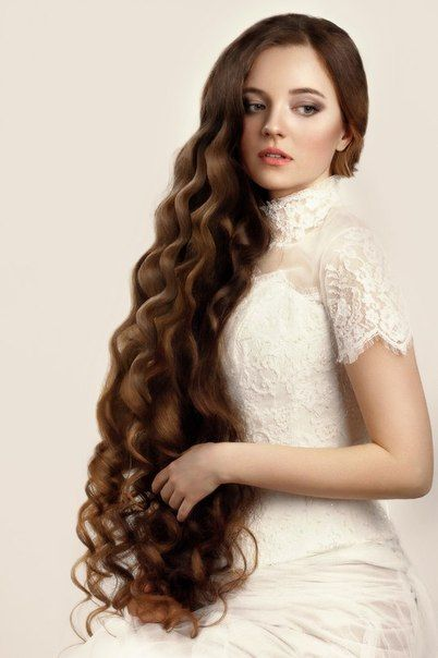 722 best images about Very long hair on Pinterest   Her ...
