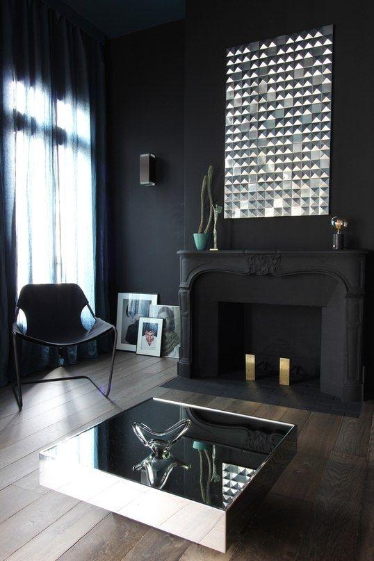 Богемный интерьер квартиры в Париже - Дизайн интерьеров | Идеи вашего дома | Lodgers