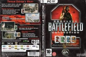 EA PC DVD Battlefield 2 Complete Collection
