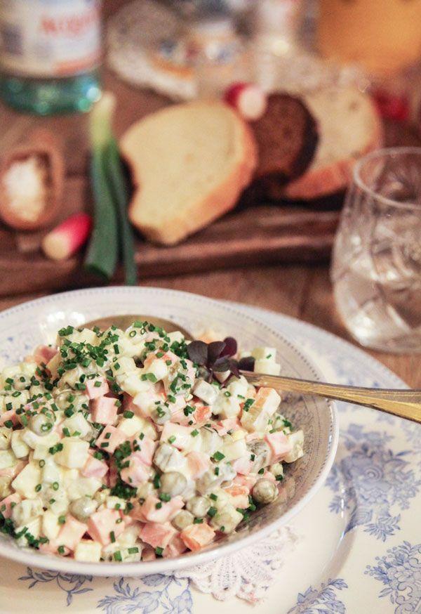 Mari Vanna – Russian restaurant in Knightsbridge