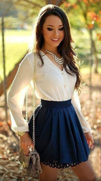 V-neck Long Sleeves Patchwork Sweat Short Dress - Oh Yours Fashion - 2