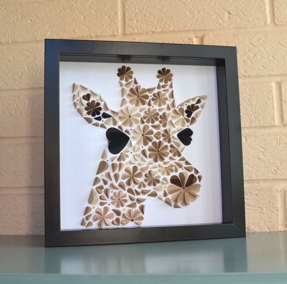 Giraffe picture  Copyright 2016 Love Arts by Michelle