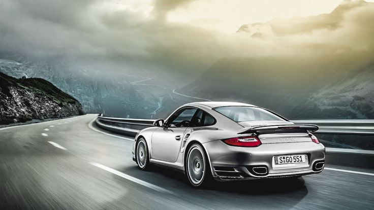 Here Are Four Good Reasons Why You Need To Buy A Porsche 997 Turbo Right Now