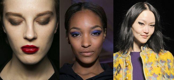 Kulcsszó: drámai – 2013-as őszi sminktrendek #fashionfave #makeup #autumn2013