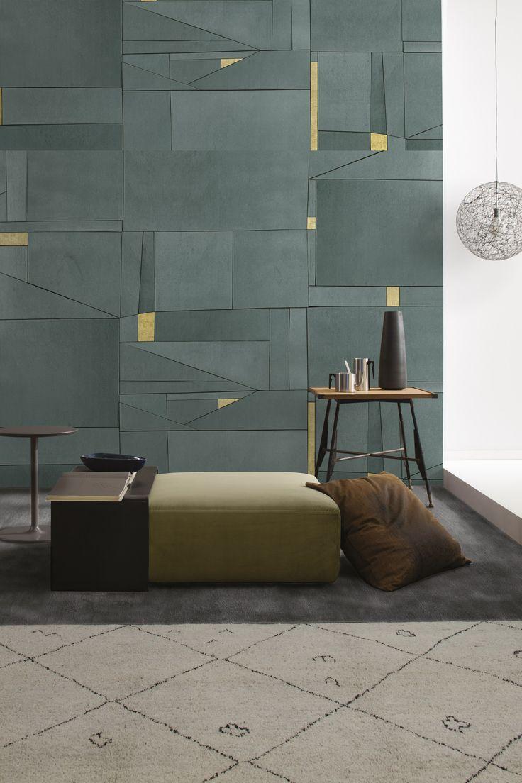 Обои QUATTROCENTO Коллекция Wallcovering Collection 2017/18 By Inkiostro Bianco дизайн Studio Zero