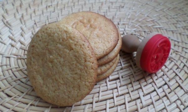 Biscuits miel et cannelle