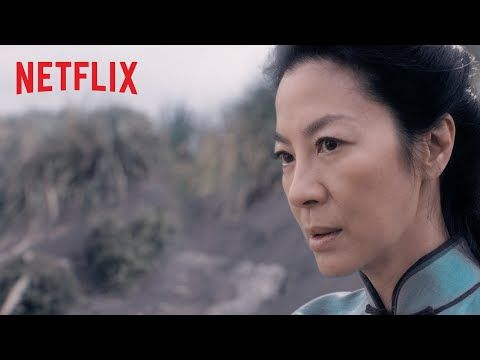 16 Years Later Michelle Yeoh Reprises Role As Renowned Warrior In Crouching Tiger Sequel