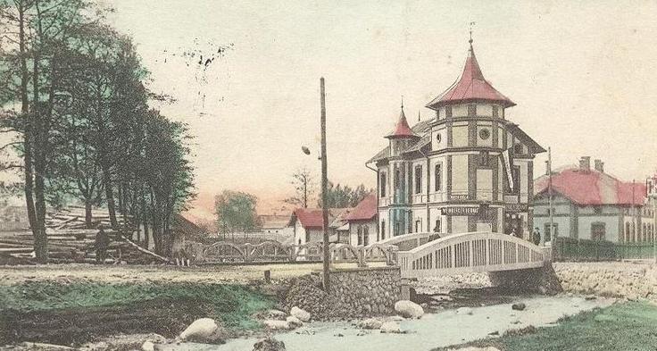 Petroșani - antebelica