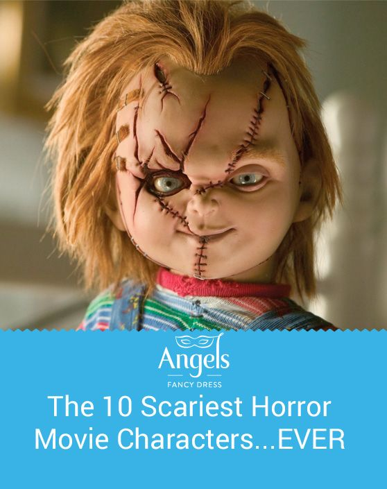 There are some horror movie characters that stay with you, with the mere mention of them sending a shudder down your spine. Here are ten of the scariest horror movie characters that will litter your nightmares for years to come…if they haven't already ruined your dreams until now. http://blog.fancydress.com/films-comics/the-10-scariest-horror-movie-characters-ever/