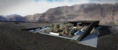 projecta futuro: OTO arquitectos - PNF Head Office, Ilha do Fogo, Cabo Verde