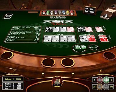 """""""Asia Poker"""" is loosely based on Pai Gow Poker. Although the rules seem to be complicated in the beginning this poker variant is quiet popular and easy to play for players who are willing to take the effort to learn playing Asia Poker. Register and play on http://casino-goldenglory.com/"""