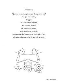 Poesia - Primavera