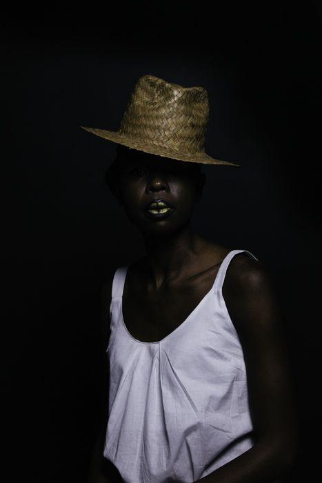 Flora Aroha Goods - Straw cowboy hat  photography by Rakai Karaitiana @ aroha and friends