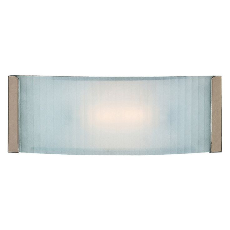 Access Lighting Helium C62041BSCKFEN1113BQ 1-Light Vanity - C62041BSCKFEN1113BQ