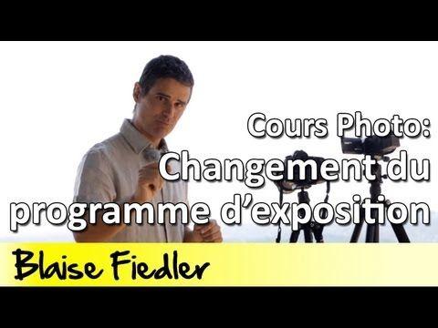 1.32 – Cours Photo débutant: Changement du programme d'exposition | Fotoloco | Fotoloco