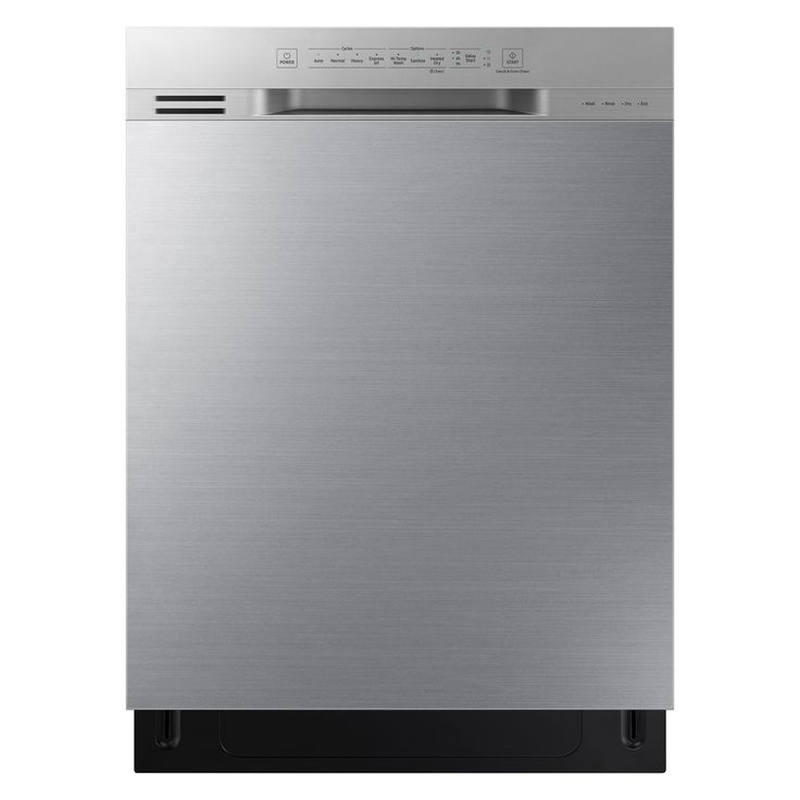 Samsung 24 Built In Stainless Steel Dishwasher Dw80n3030us Aa In 2020 Appliances Kitchen Stainless Steel Stainless Steel Dishwasher Modern Kitchen Appliances