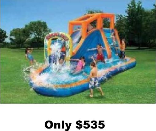 Kids Pools With Slides 19 best outdoor kids pools, water slides, play-sets, http