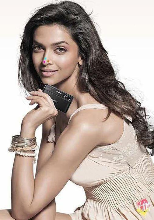 2013世界で最も美しい顔12位 インドの女優・モデル ディーピカー・パードゥコーン